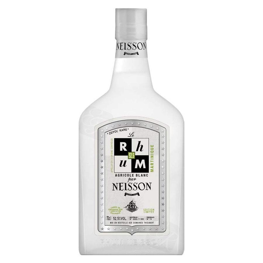 Bottle image of Blanc Parcelles en conversion bio