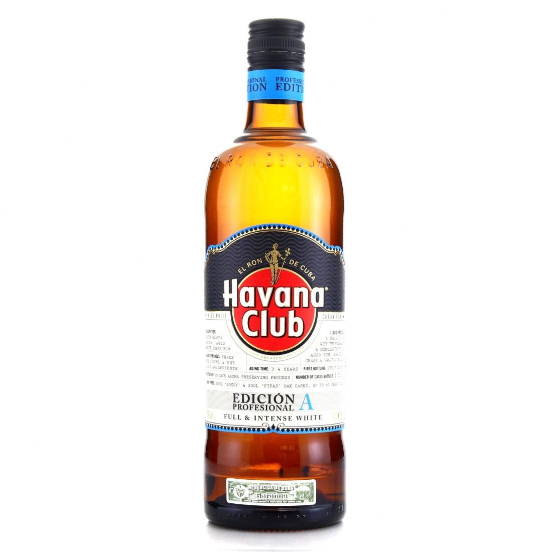 Bottle image of Edición Profesional A
