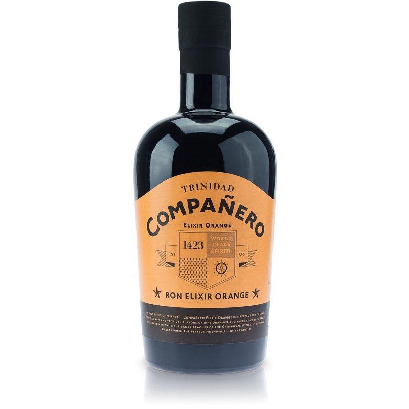 Bottle image of Companero Elixir Orange