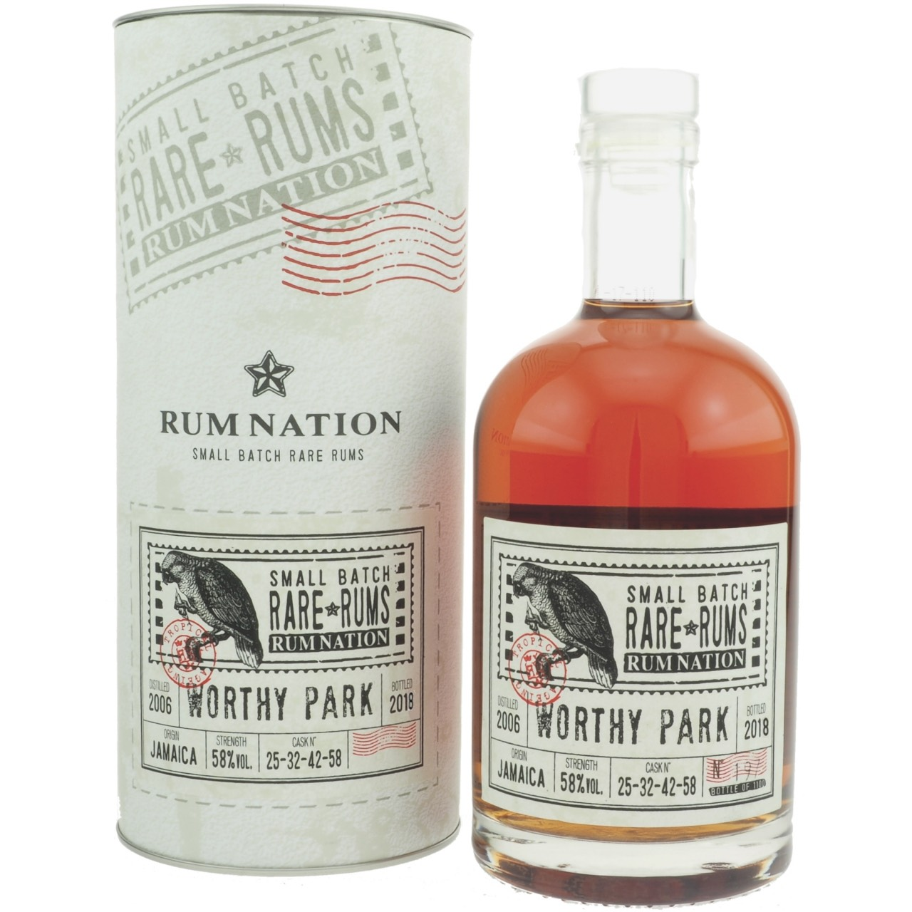 Bottle image of Small Batch Rare Rums