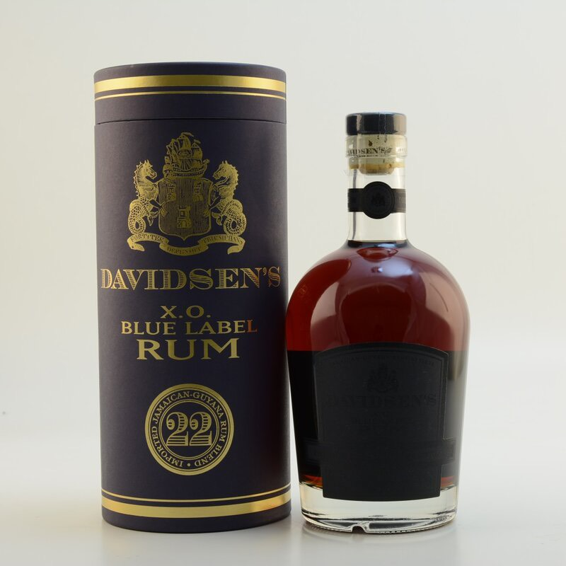 Bottle image of Davidsen's XO 22 Blue Label