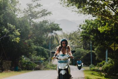 Nungnung Scooter Trip  foto