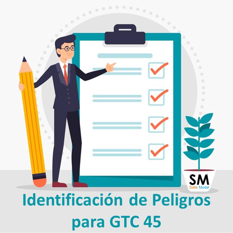 GTC 45 en identificación de peligros