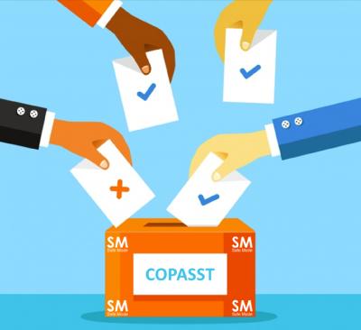 COPASST conformación y votación