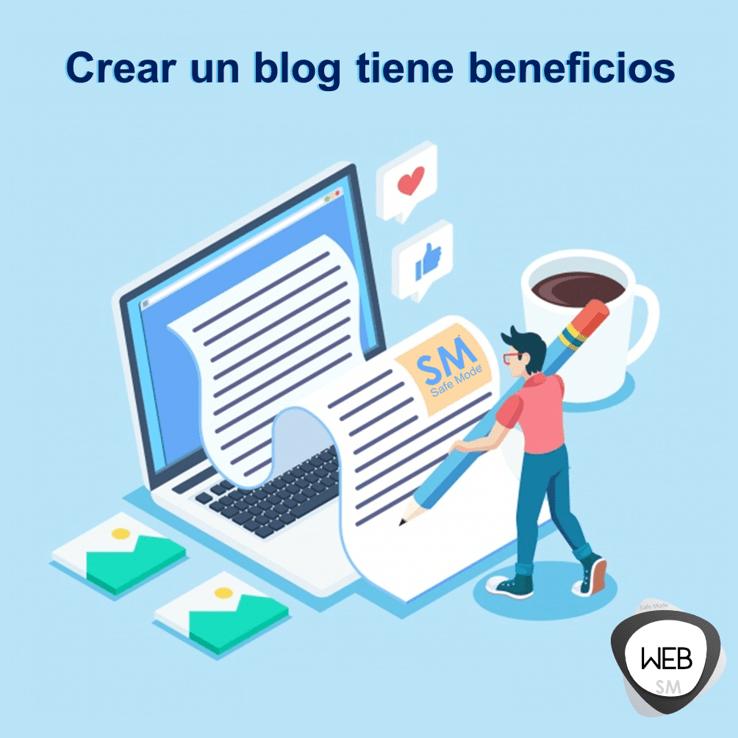 Escribe o publica en tu blog