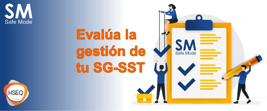 Evalúa tu gestión del SGSST