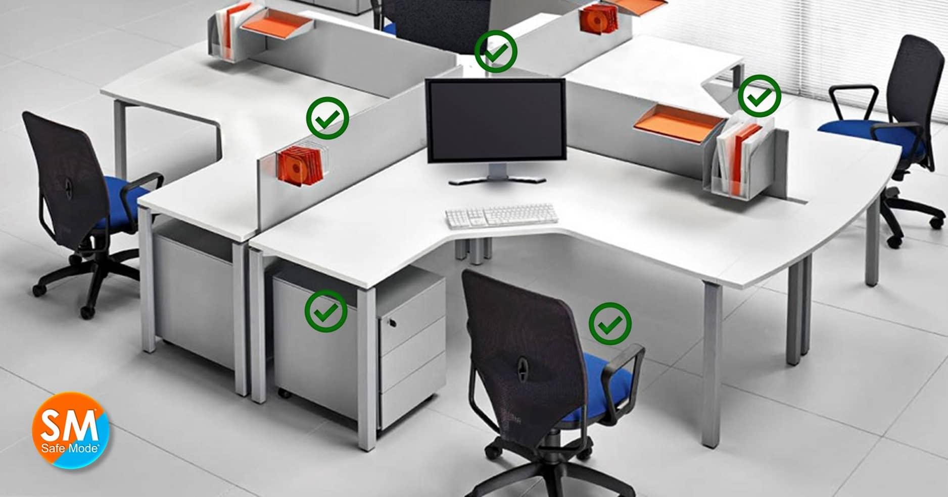 inspecciones y análisis de puestos de trabajo