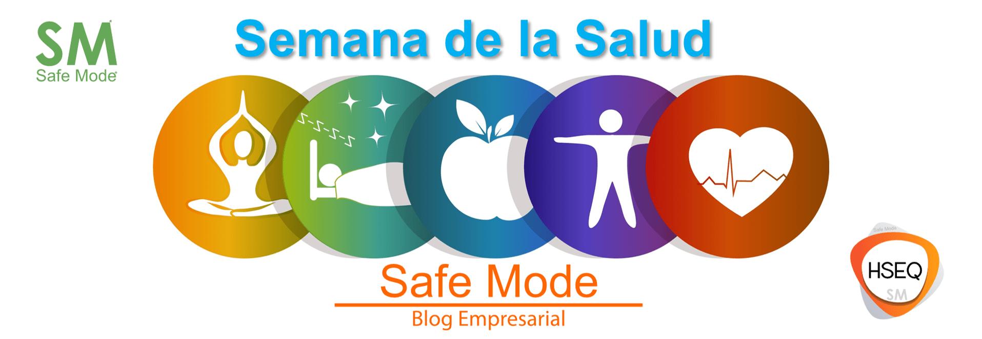 Semana de la salud en las empresas - Safe Mode