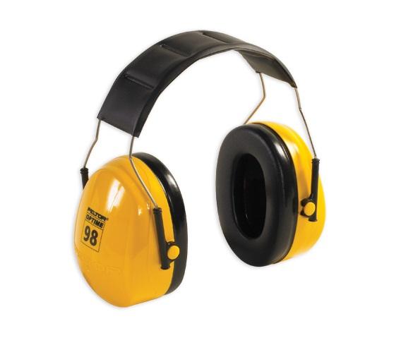 EPP protecciones auditivas de copa