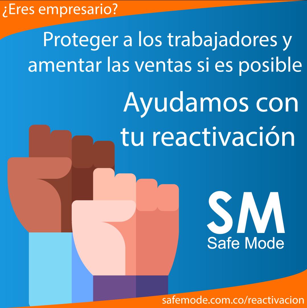 Reactiva tu empresa con Safe Mode