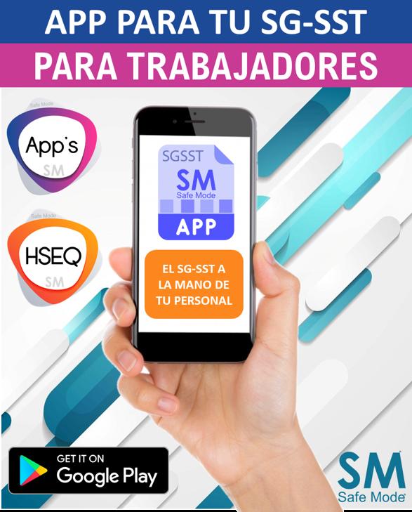 app de sgsst para trabajadores