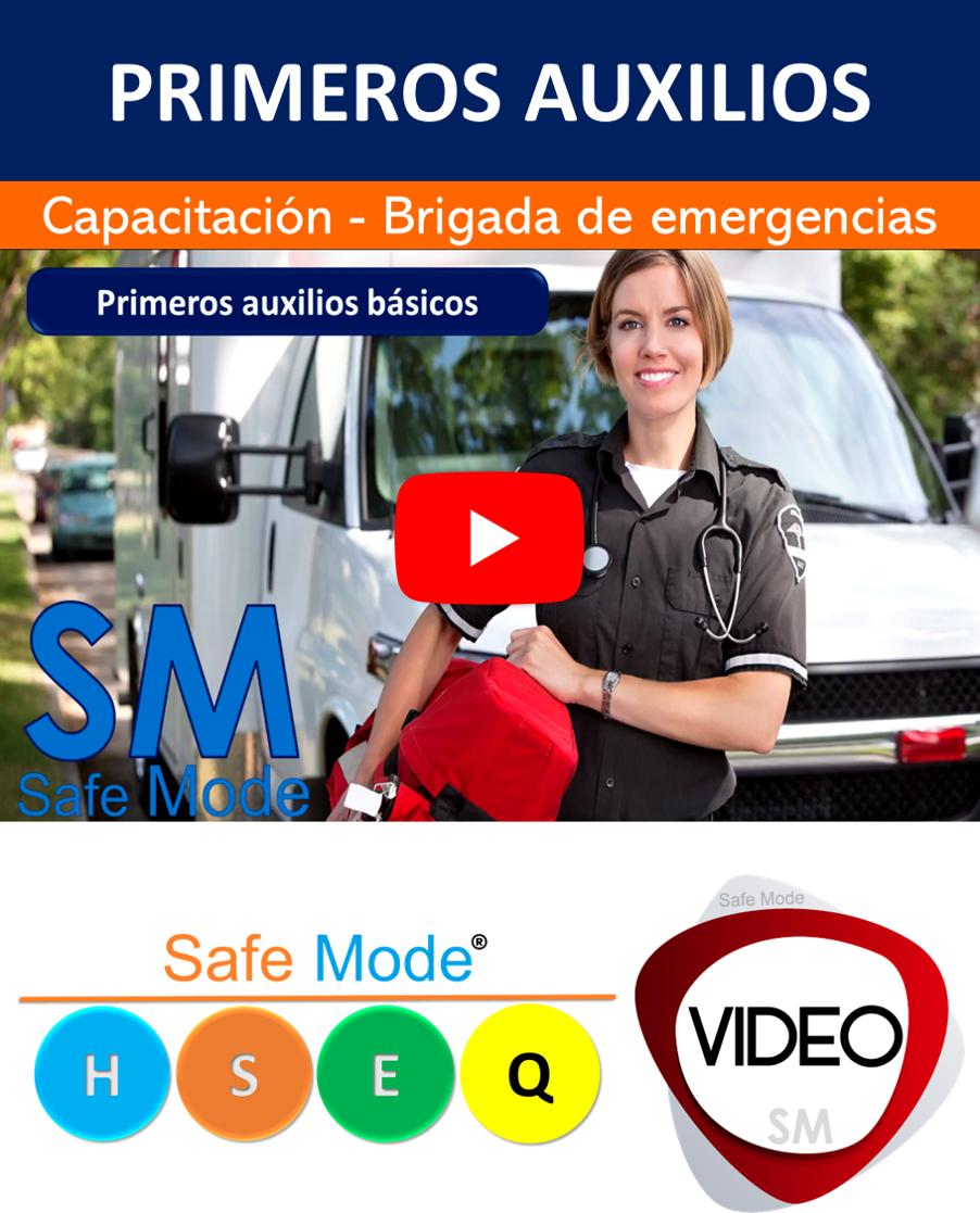 Capacitacion virtual brigadas de primeros auxilios