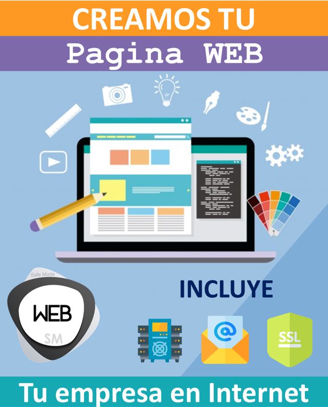 Página web PRO