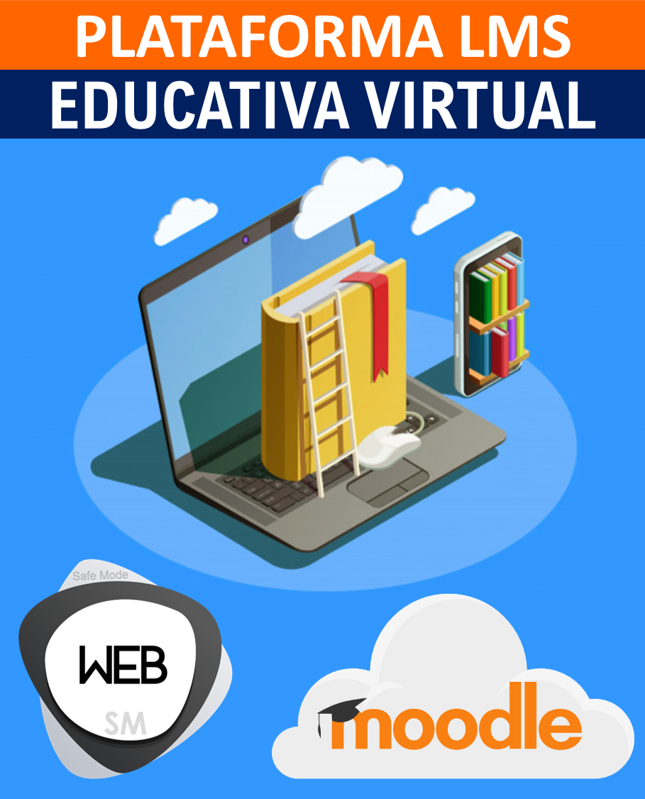 Plataforma educativa Moodle (LMS)