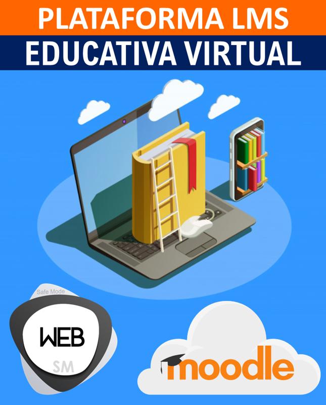 Plataforma educativa Moodle (LMS)