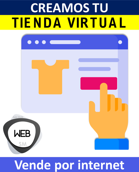 Tu tienda virtual (Comercio electronico o eCommerce)