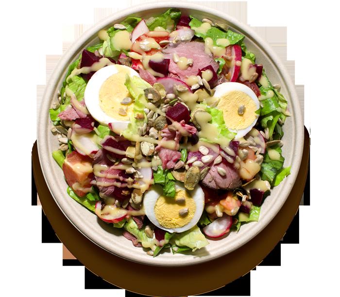 salaty/ ROASTBEEF