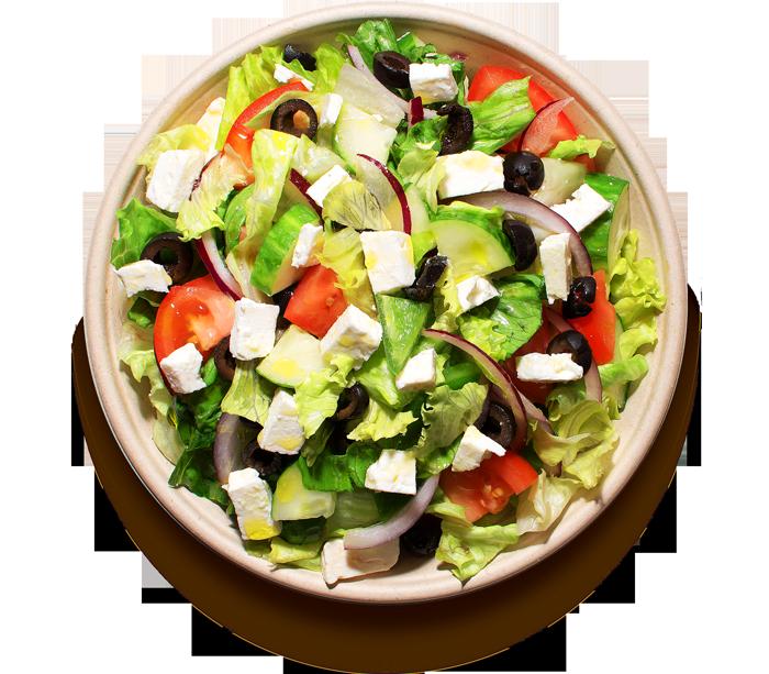 salaty/ ŘECKÝ SALÁT