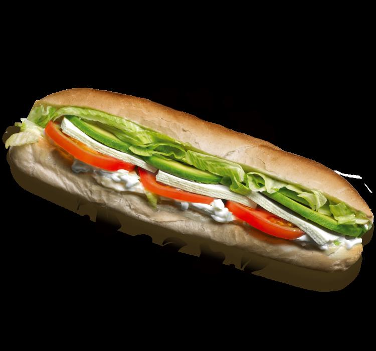 buncha/ 100% Veganská bageta