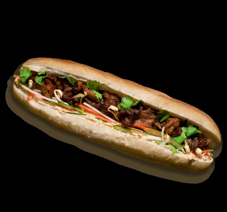 buncha/ Vietnamská bageta