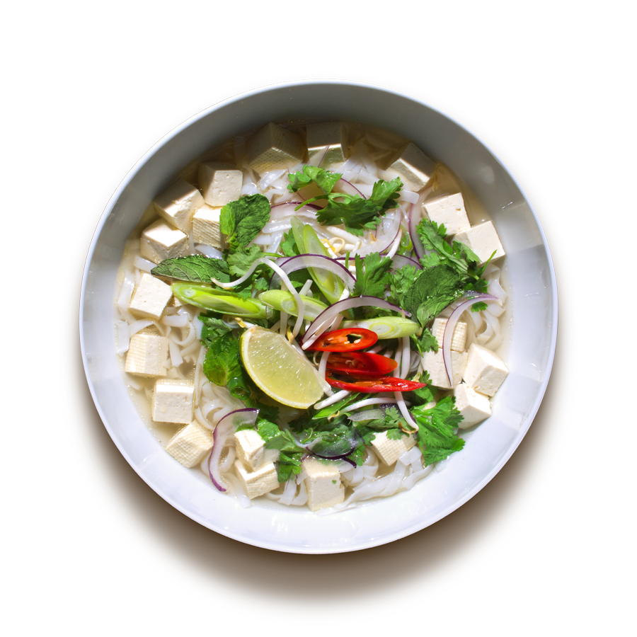 buncha/ Hovězí Pho  s Tofu