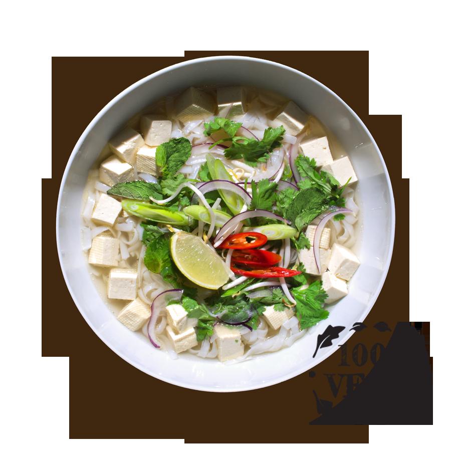 buncha/ Zeleninové Pho s Tofu
