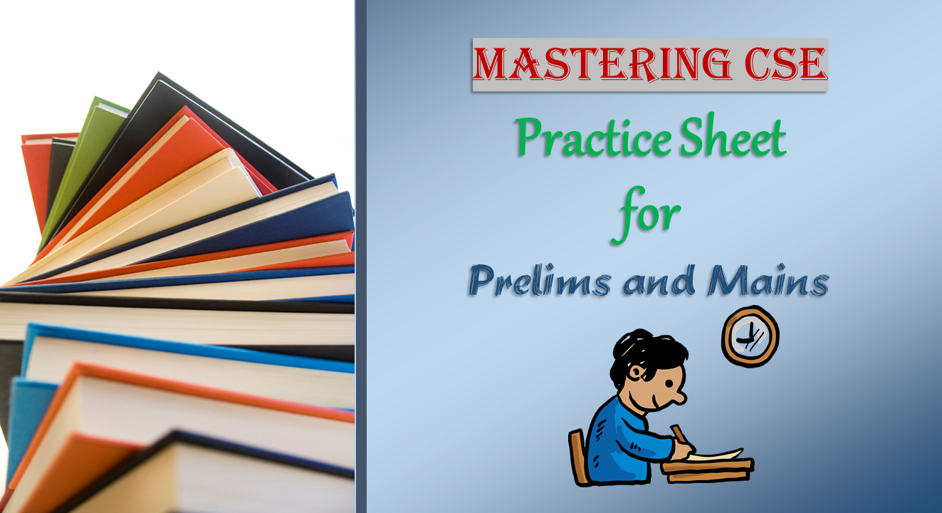 Mastering CSE practice sheet,daily questions upload, write daily, practice hard, work hard All the best 👍💯👍💯