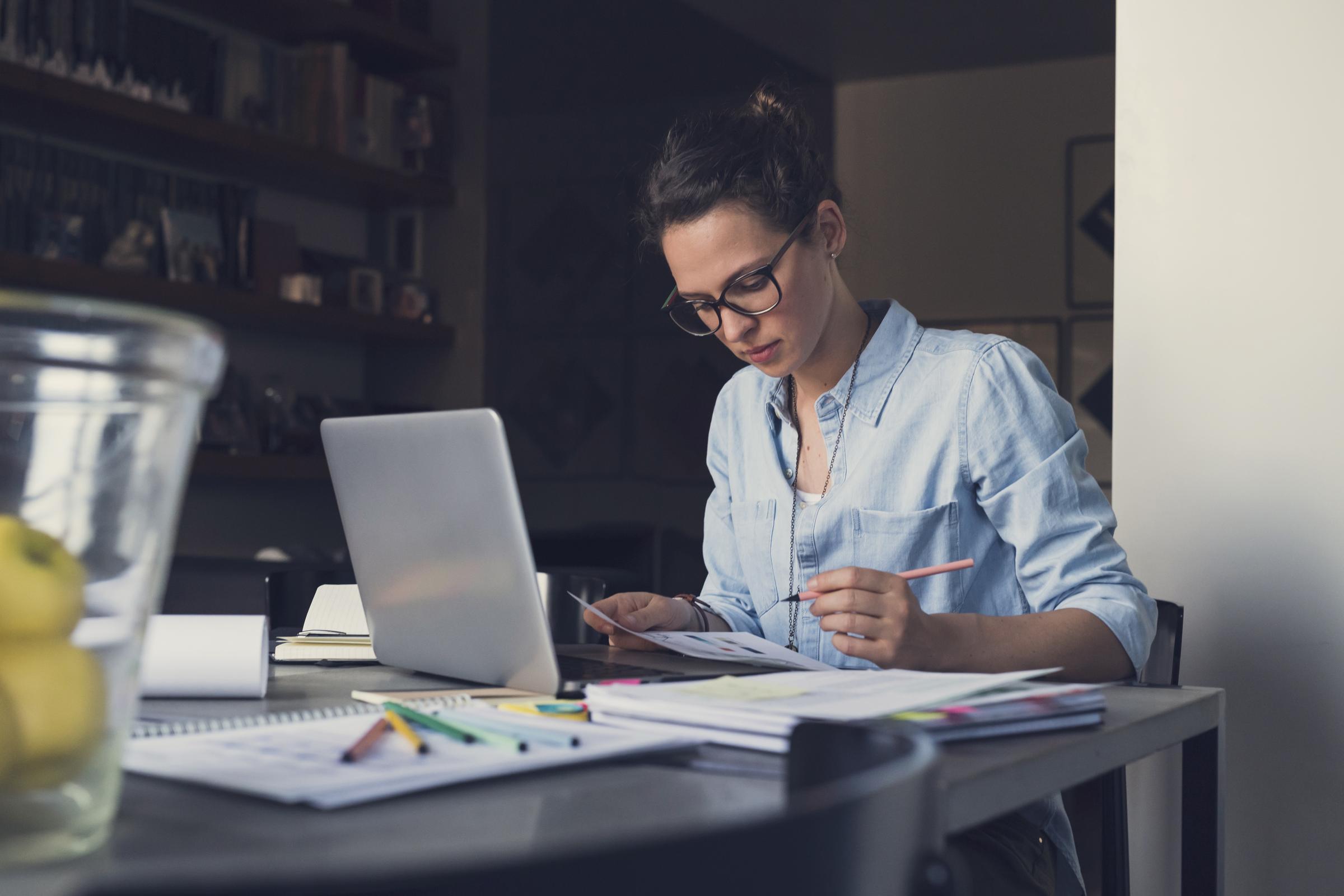 Homeoffice und mobiles Büro: Arbeiten von zuhause oder jedem anderen Ort