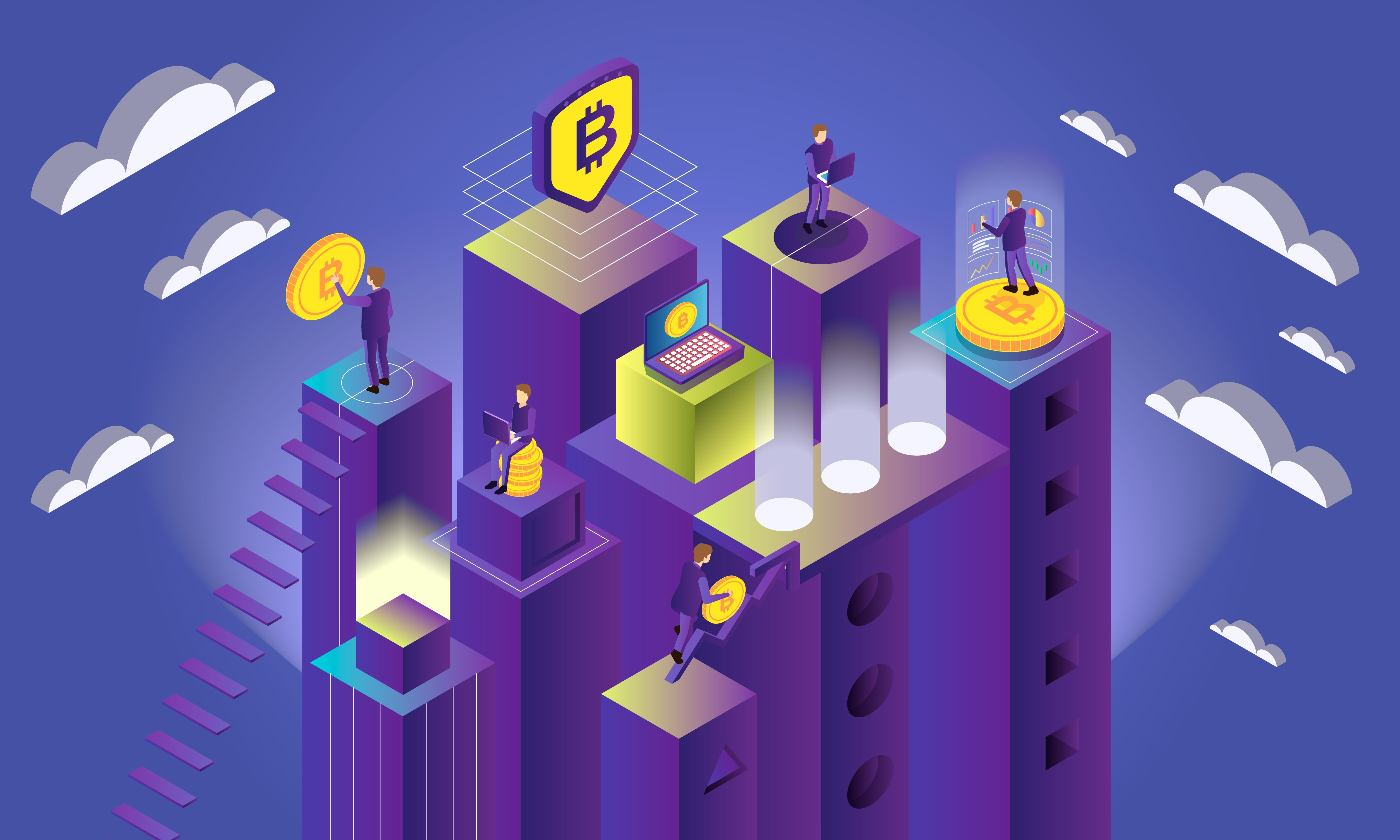 HOW BLOCKCHAIN AND CRYPTOCURRENCY IS SHAPING UP THE FUTURE