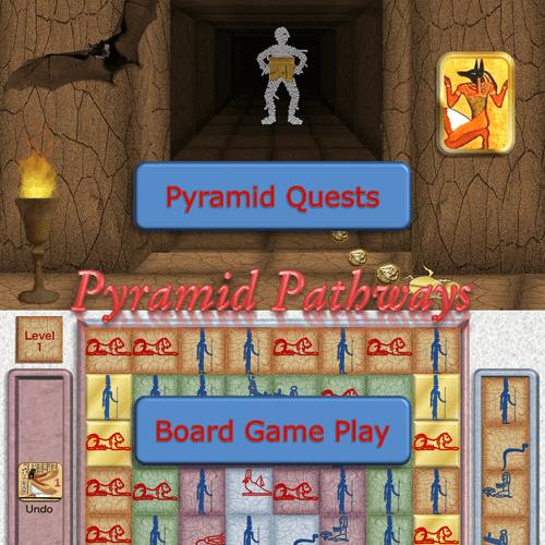 Pyramid Pathways