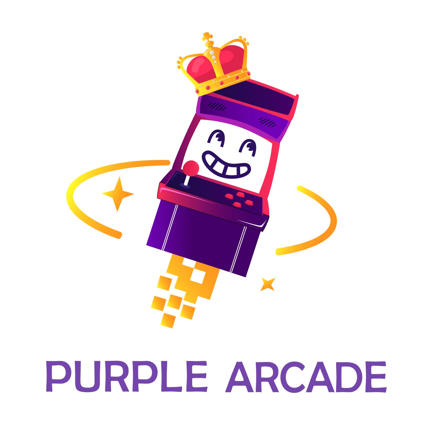Purple Arcade