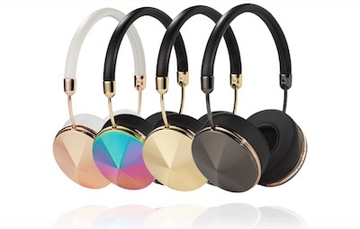 colourful Frends headphones