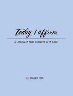 Today I Affirm book cover