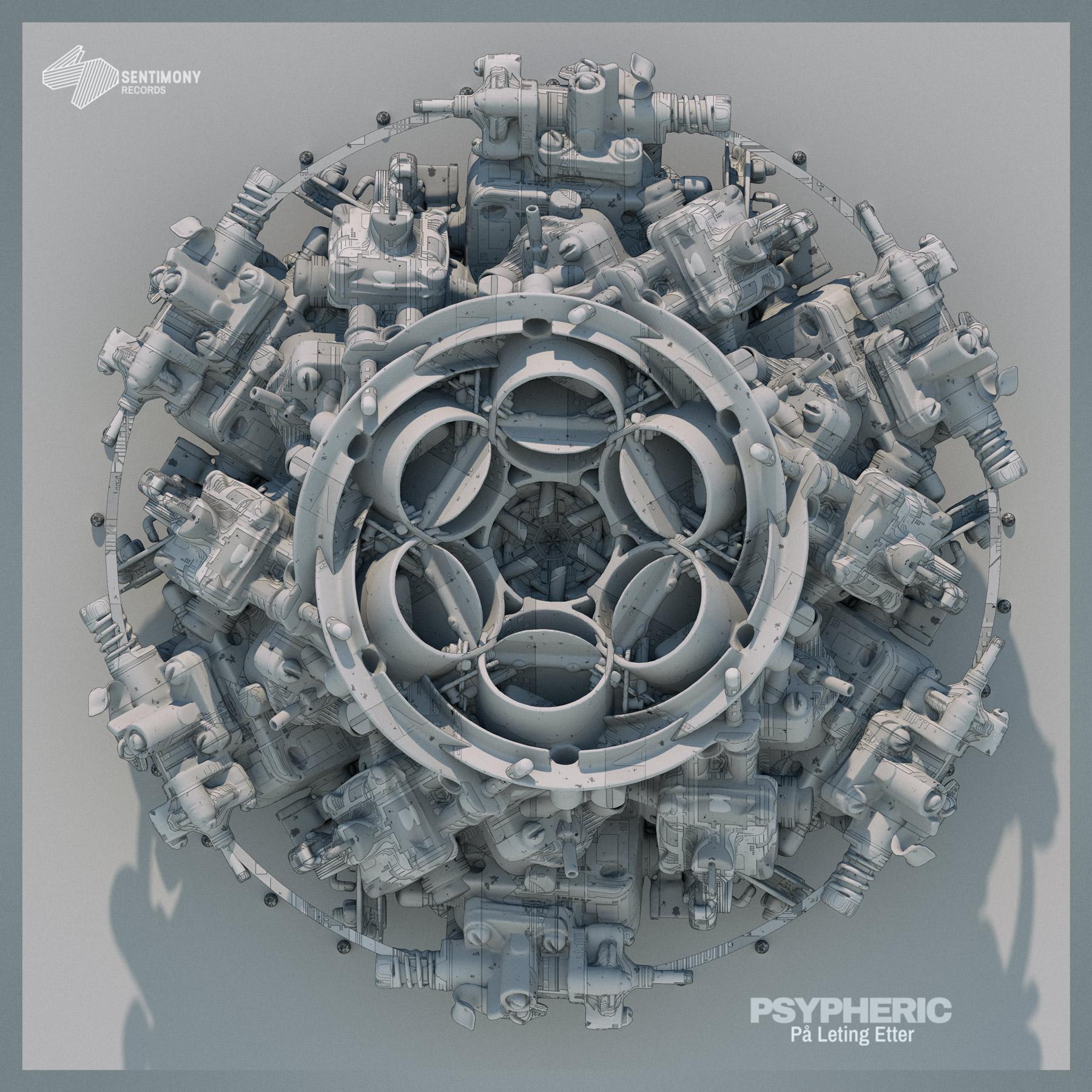 Psypheric «På Leting Etter» EP Small Thumbnail
