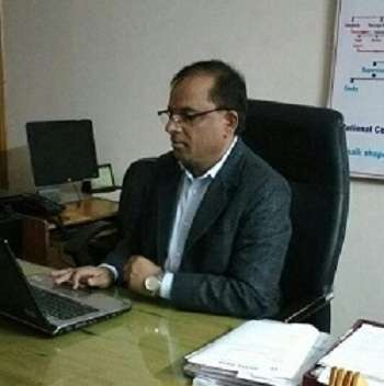 Secretary GeneralSurendra Giri photo