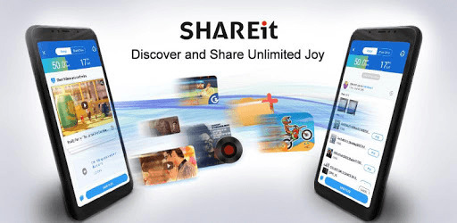 List of Recommended Top 3 apps like SHAREit in 2021