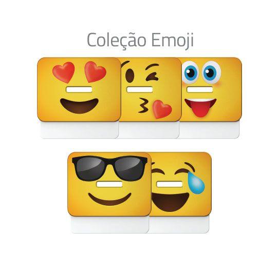 Corta Pac Decore - Emojis