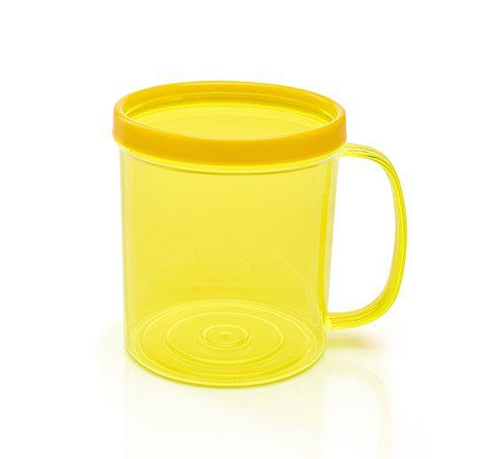 Caneca Escolar - Caneca Amarela
