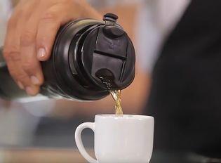 Segredos para um café suave