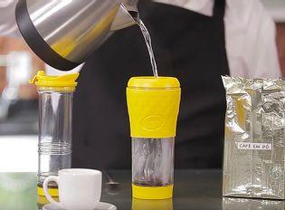 Como fazer um café intenso