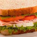 Club sandwich tahona: