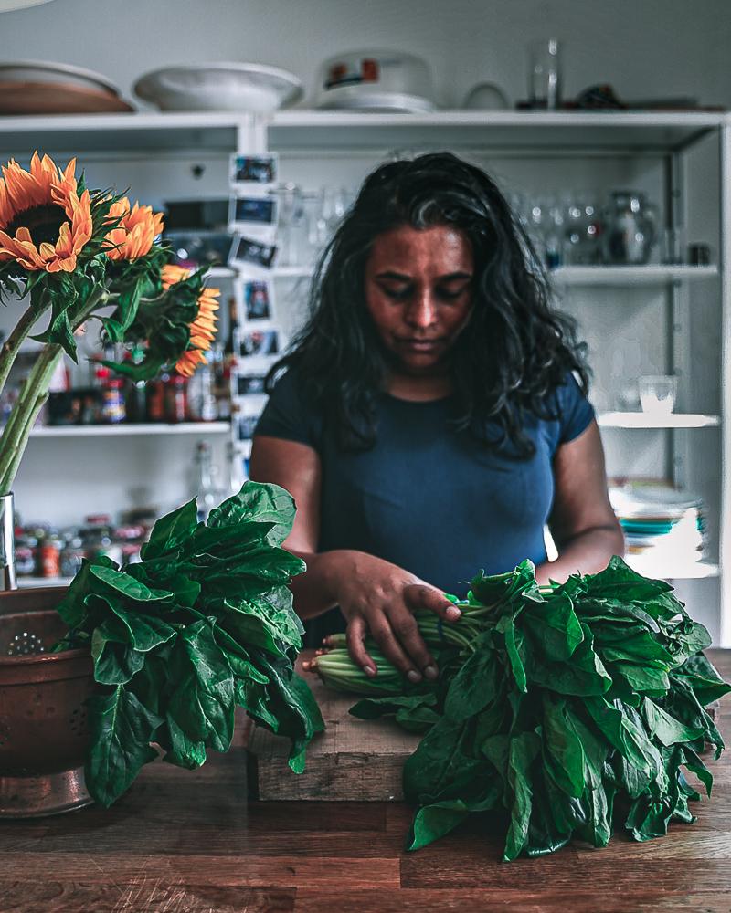 Modern Sri Lankan  Virtual Cook-Alongs 1