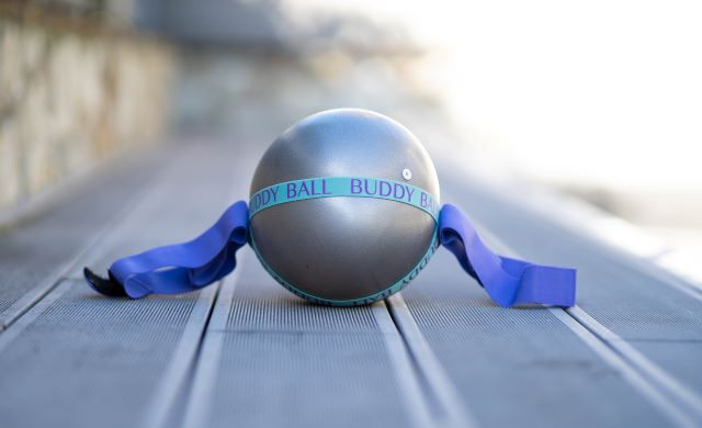 Strengthen, Tone, Slim or Rehab with The Buddy Ball Band 5