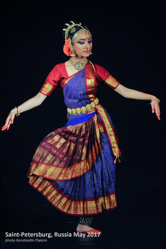 Travel the World Through Dance with an Acclaimed Kuchipudi Dancer 2