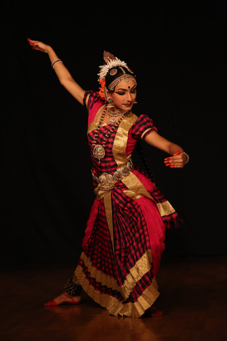 Travel the World Through Dance with an Acclaimed Kuchipudi Dancer 4