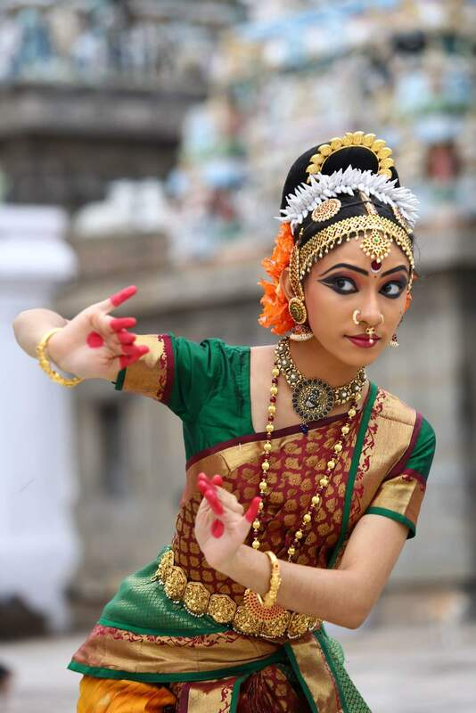 Travel the World Through Dance with an Acclaimed Kuchipudi Dancer 5