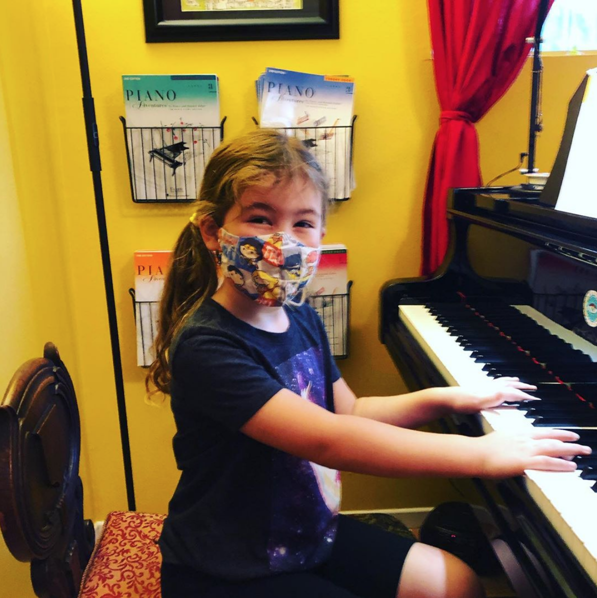 Customized Piano Lessons with Former Pianist, Teacher & Composer From London 2