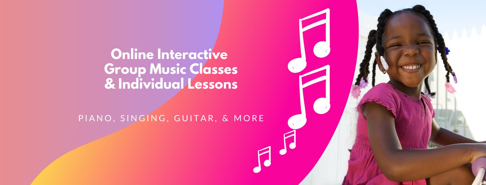 K-12th Virtual Music Classes by Los Angeles School of Music 5