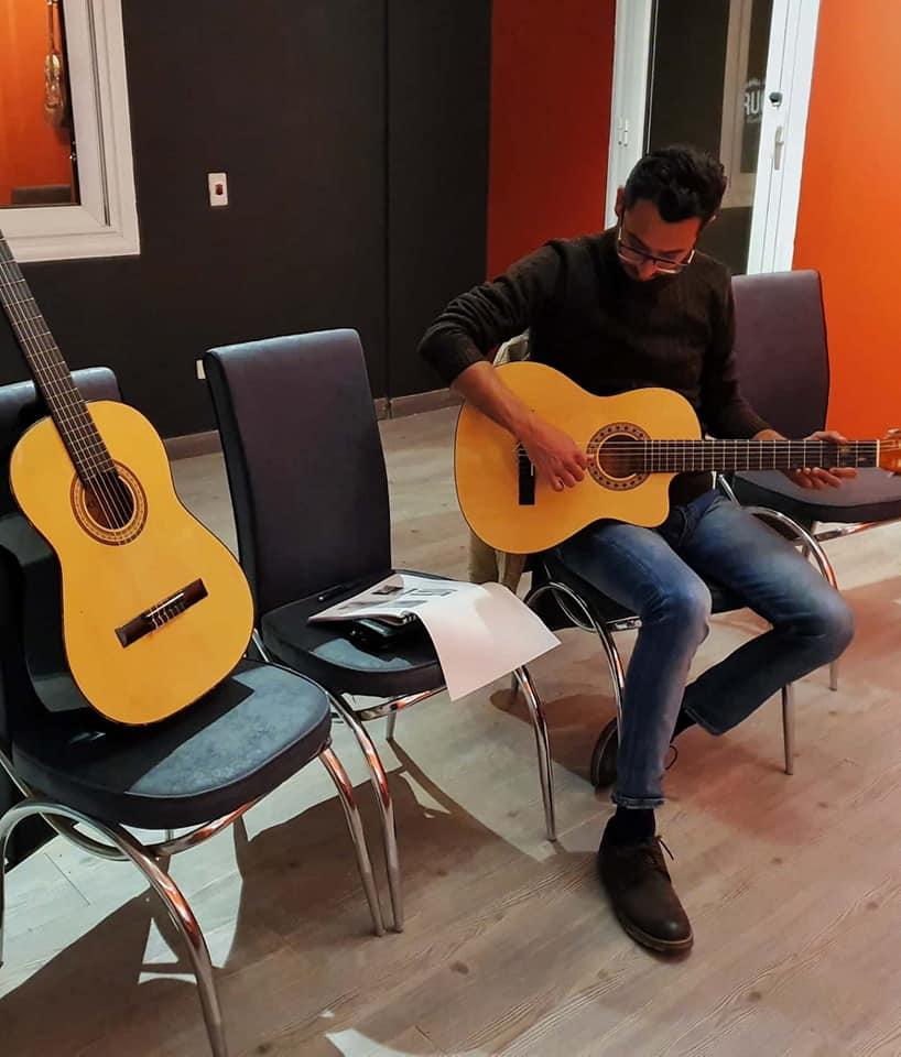 Beginner & Basic Online Guitar Lessons 2