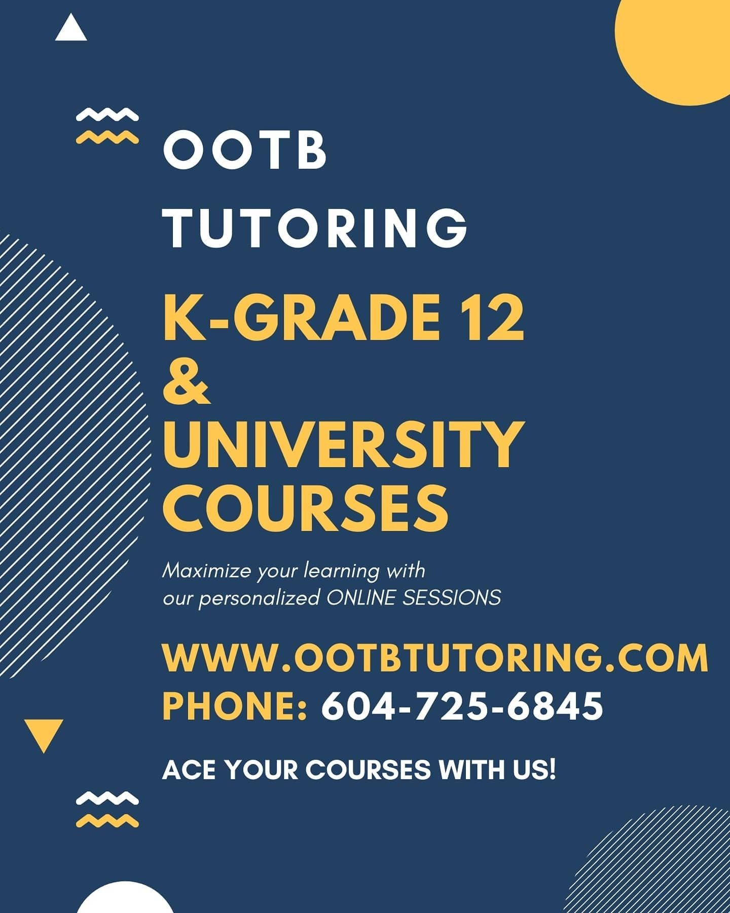 Affordable 1:1 & Group Tutoring | Math, Physics, Chemistry, & English 2